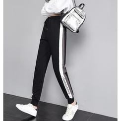 OGAWA - Color-Block Sweatpants