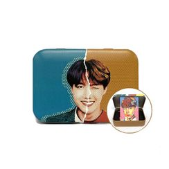 MTPR - BTS J-hope Face Illustration Contact Lens Case