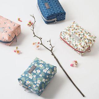 Sucarlin - 印花化妝品小袋