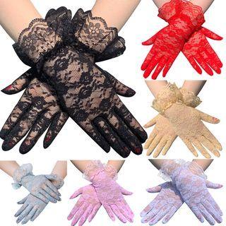 Planezza - Lace Gloves