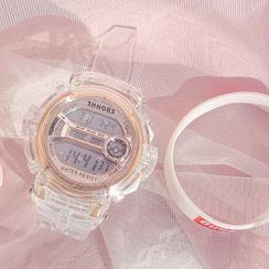 Moska - Plain Digital Watch