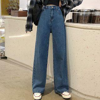 Lokin - Wide Leg Jeans