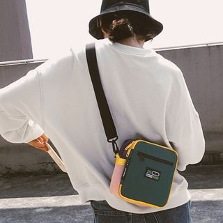 YUPIN - Nylon Crossbody Bag