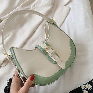 Beloved Bags - Faux Leather Zip Handbag