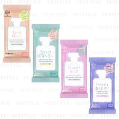 My Scheming - Fragrance Wipes 10 pcs - 4 Types