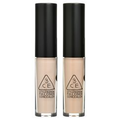 3CE - Full Cover Concealer - 2 Colors
