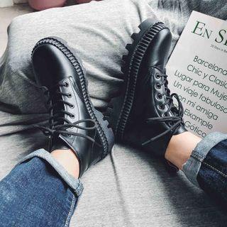 TATALON - Lace-Up Short Boots