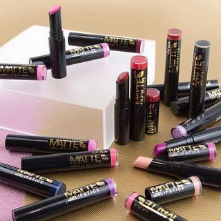 L.A. Girl Cosmetics - Matte Flat Velvet Lipstick (26 Colors)