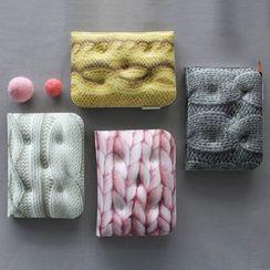 BABOSARANG - Knit Print Pillow Diary (S)