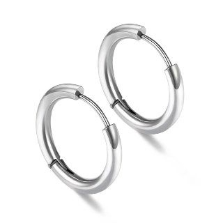Small Planet - Hoop Earring 1pc