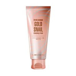 The ORCHID Skin - Orchid Premium Gold Snail Cleansing Cream