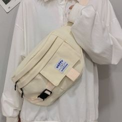 OUCHA - Canvas Sling Bag