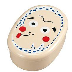 Hakoya - Hakoya Ennichi Oval Lunch Box (Hyottoko)