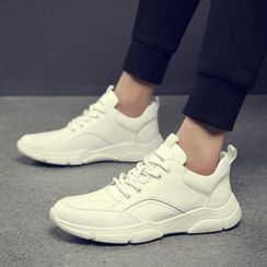 Fresser - Genuine Leather Sneakers