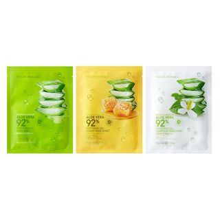 NATURE REPUBLIC - Soothing & Moisture Aloe Vera 92% Soothing Gel Mask Sheet 1pc