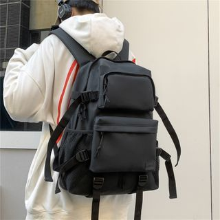 Mini Mia - Buckled Backpack