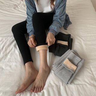 Thetis - High-Waist Cropped Leggings