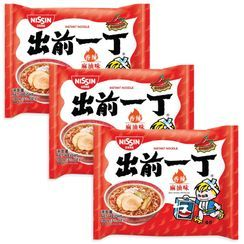Nissin - Demae Iccho Spicy Series Spicy Sesame Oil Flavour (3 packs)
