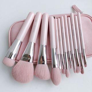 Rhea - Set of 12: Makeup Brush