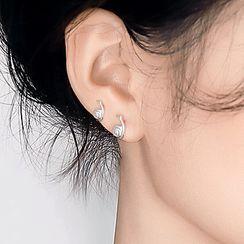 CatSoul - 蝸牛合金耳環