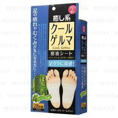 HADA RiKi - Hot Gelma Foot Pad Healer 28 pcs