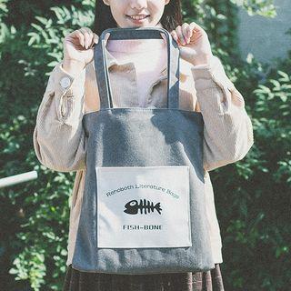 Libra - Print Canvas Tote Bag (Various Design)