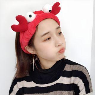 GULB - Crab Face Wash Headband