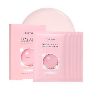 TIRTIR - Real Cera Glossy Mask Set