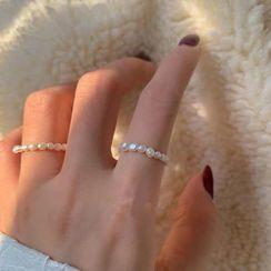 Gemsha - 淡水珍珠戒指