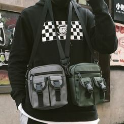 SUNMAN - Square Mini Crossbody Bag
