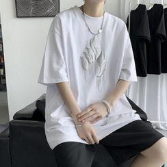 VEAZ - Short-Sleeve Print T-Shirt
