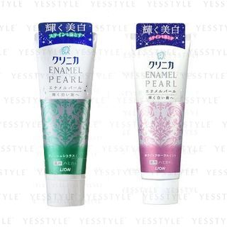 LION - Clinica Enamel Pearl Toothpaste 130g - 2 Types