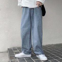 Wescosso - 闊腿牛仔褲