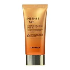 魔法森林家园 - Intense Care Gold 24K Snail Sun Cream SPF50+ PA++++ 50ml