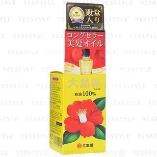 Oshima Tsubaki - Camellia Oil