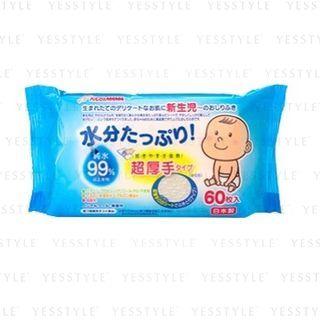 KIDS & MAMA - 99.9% Pure Water Baby Premium Wipes