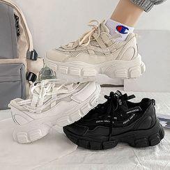 TINKI - Platform Athletic Sneakers