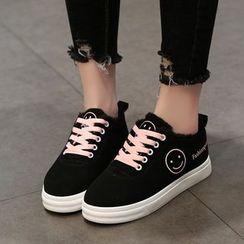 Satomi - 字母系带休閒鞋