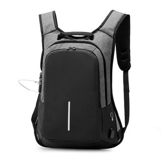 Endemica - Wire Locking Laptop Backpack With USB Charging Port
