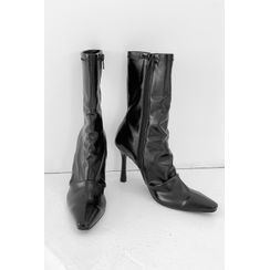 SIMPLY MOOD - Stiletto-Heel Ankle Boots