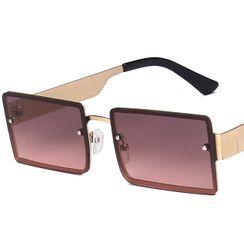 iLANURA - Rectangle Frame Sunglasses