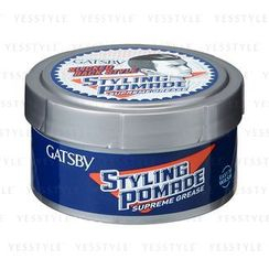 Mandom - Gatsby All Back Styling Pomade Supreme Grease