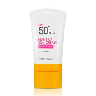 HOLIKA HOLIKA - Make Up Sun Cream SPF50+ PA+++ 60ml