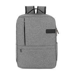 Golden Kelly - Zip Computer Backpack