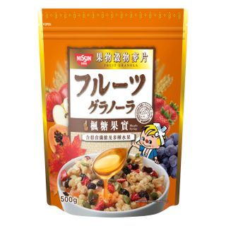 Nissin - Cisco Granola Maple Syrup Flavour 500g