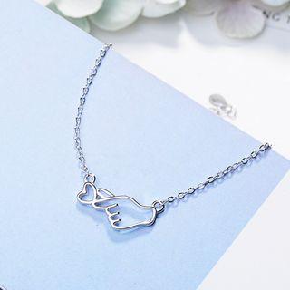 Knick Knack - Bracelet symbole cœur coréen