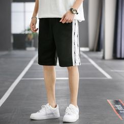 PEPP - Contrast Trim Shorts
