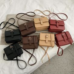Road to Love - Buckled Crossbody Bag