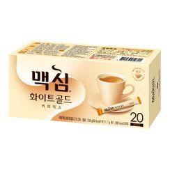 Dongsuh - Maxim White Gold Coffee Mix 11.7g x20