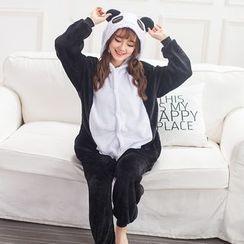Zooark - Panda Fleece Party Costume